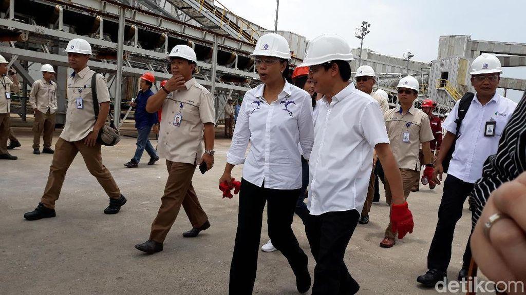 Pupuk Indonesia Bidik Ekspor Rp 8,31 T Tahun Ini