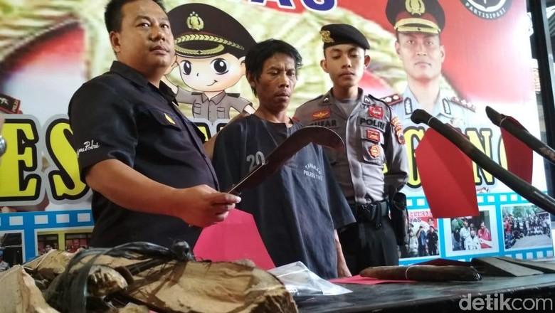 Polisi Tangkap Pembuka Lahan Penyebab Kebakaran di Gunung Sindoro