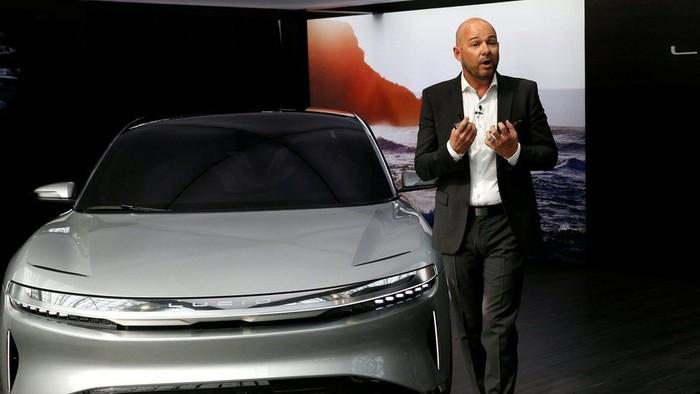 Arab Saudi investasi hampir Rp15 triliun untuk mobil listrik