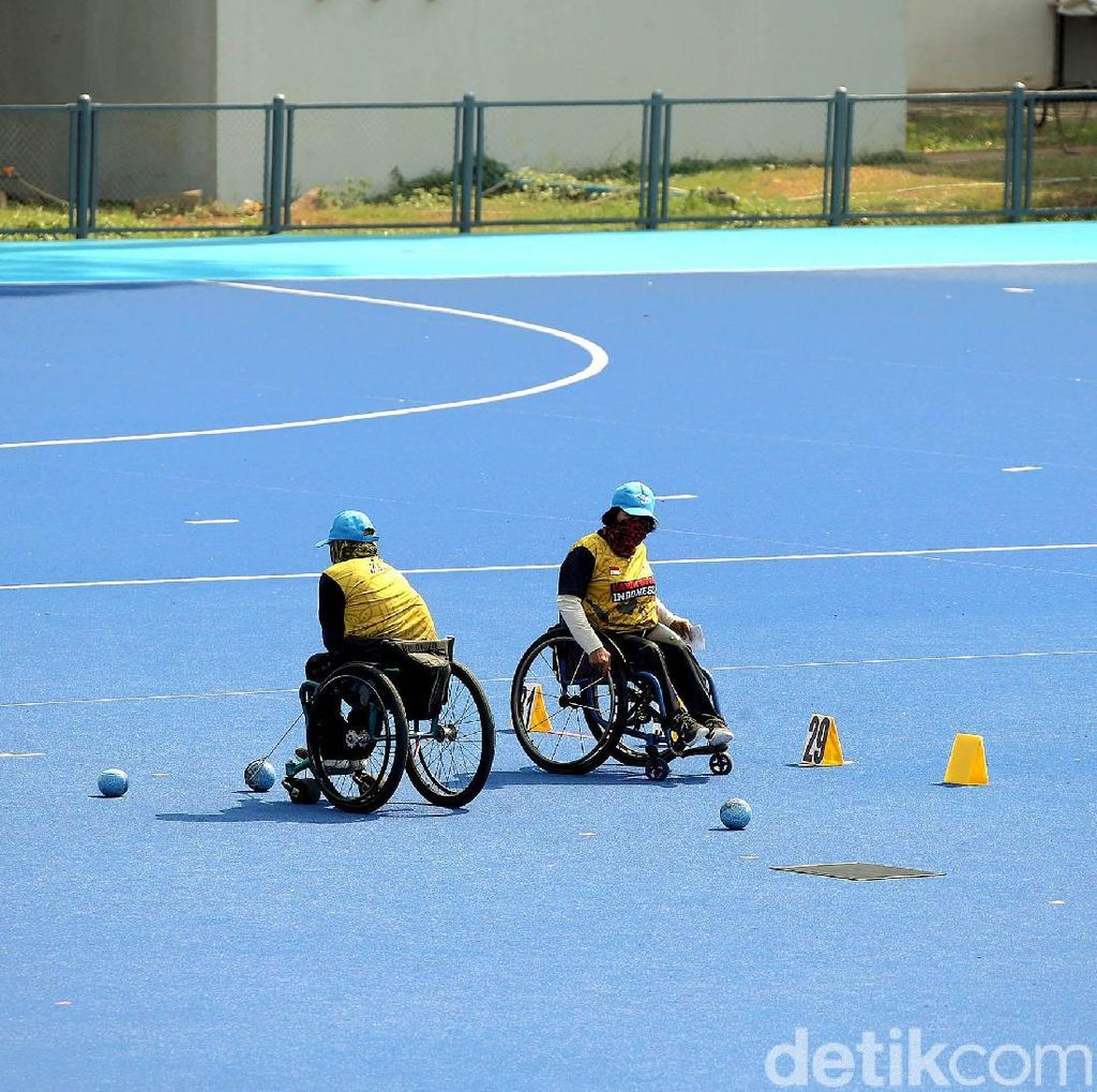 Pelatnas Asian Para Games 2018 Pindah Jakarta Bertahap