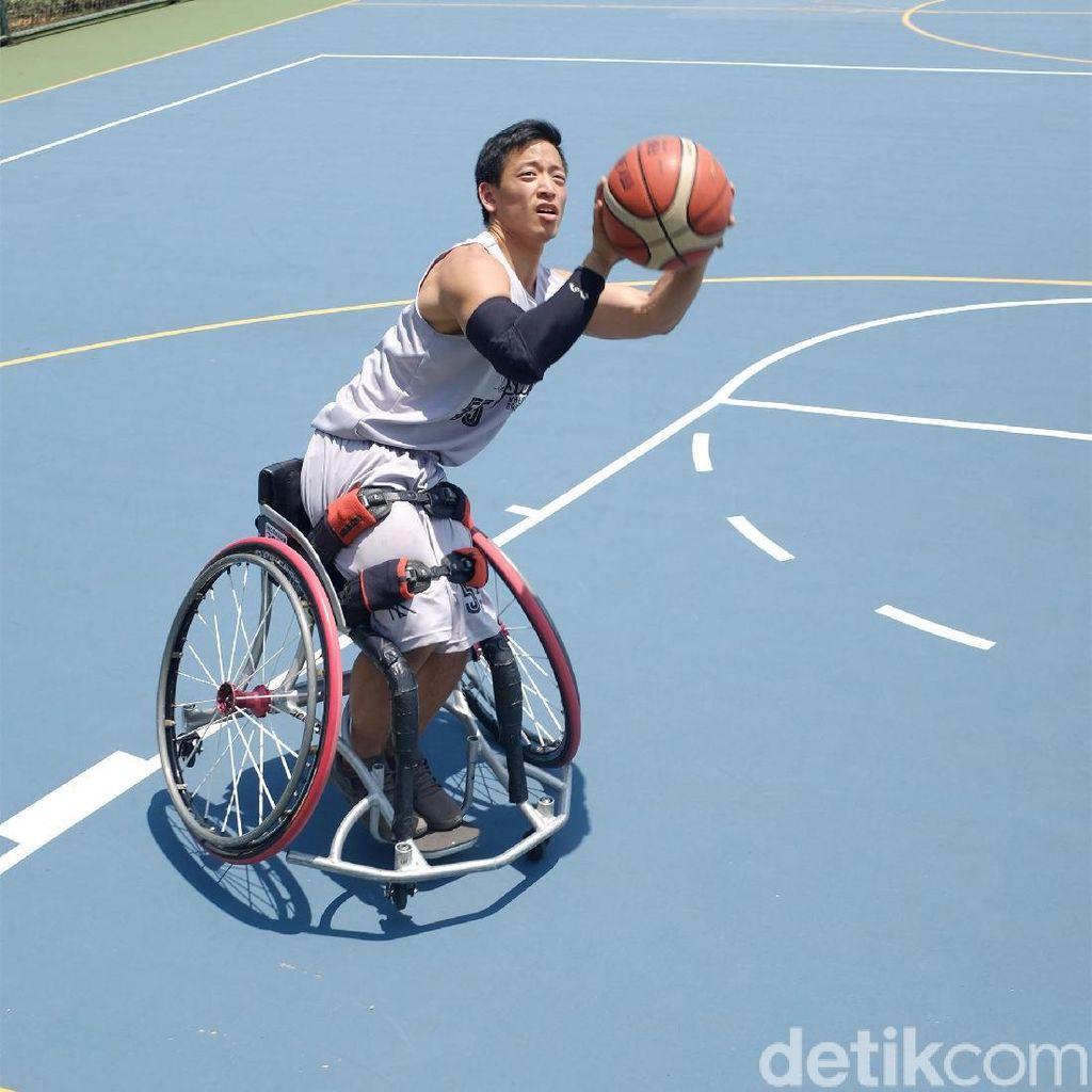 Timnas Basket 100 Persen Siap Tempur di Asian Para Games