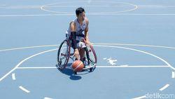 Donald Santoso: 100 Persen untuk Timnas Basket Kursi Roda