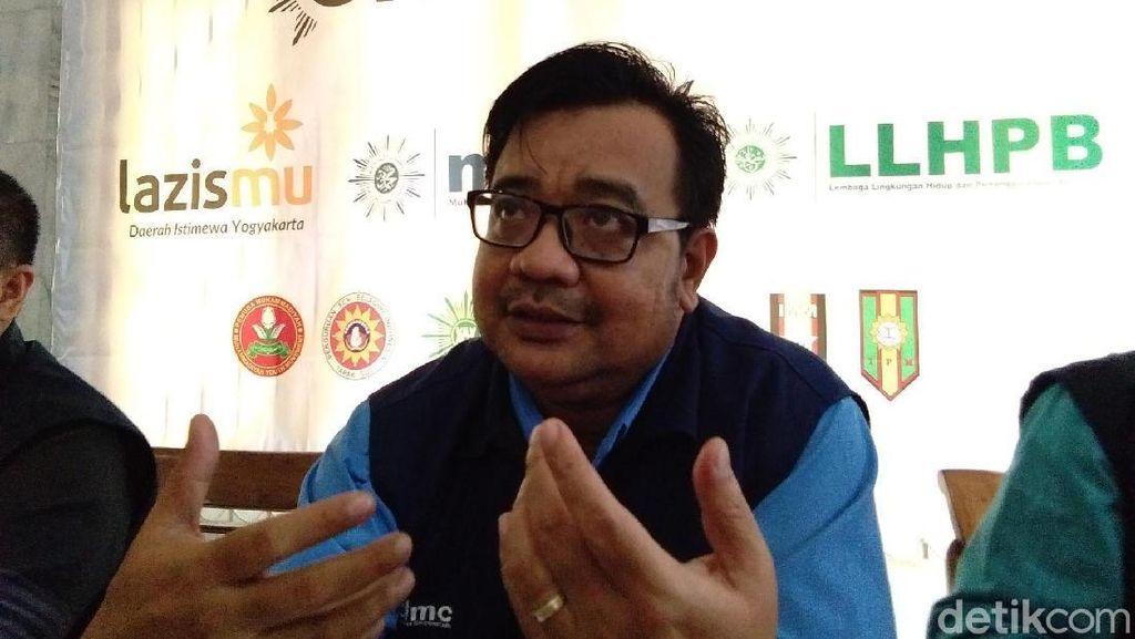Muhammadiyah Akan Bangun Ratusan Huntara Tahan Gempa di Lombok
