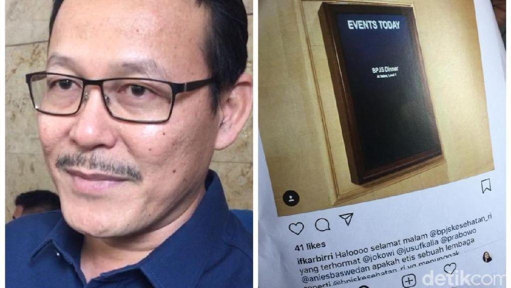 Dituduh Foya-foya, BPJS Kesehatan Laporkan Akun Instagram ke Bareskrim