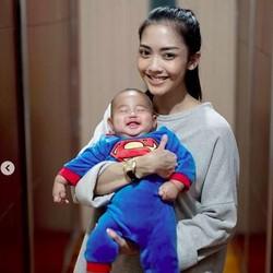Gemas Abis Lihat Anak Bungsu Ririn Dwi Ariyanti, Alfie