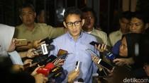 Sandiaga: Pak Prabowo yang Minta Neno Warisman Masuk Timses