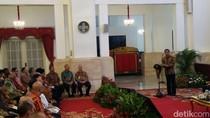 Jokowi: Silakan Beda Pilihan, tapi Jangan Sampai Tak Saling Sapa