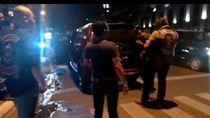 Kronologi Mobil vs Moge Berujung Pemukulan di Bandung