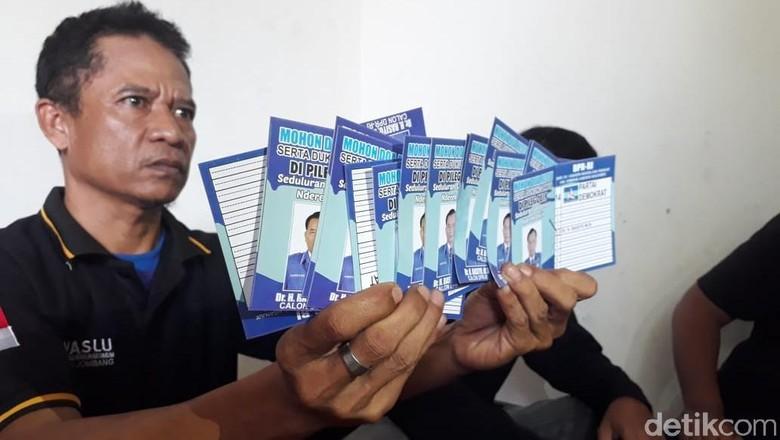 Acara PGRI Ditumpangi Kampanye Bacaleg Demokrat, Bawaslu Investigasi
