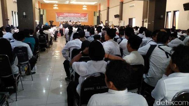 558 Panitia Pemungutan Suara (PPS) dilantik/