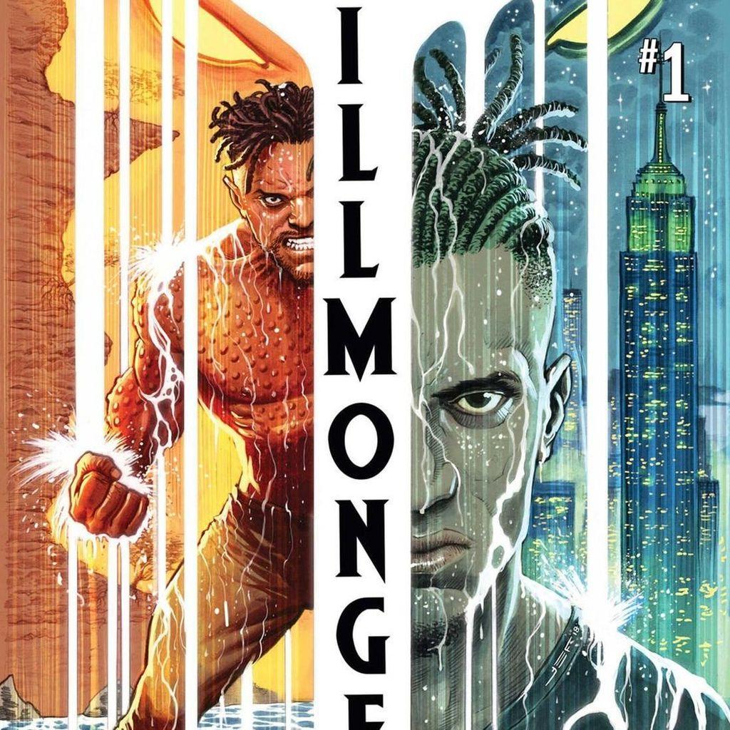 Terbit Desember, Killmonger Black Panther Diadaptasi Jadi Komik