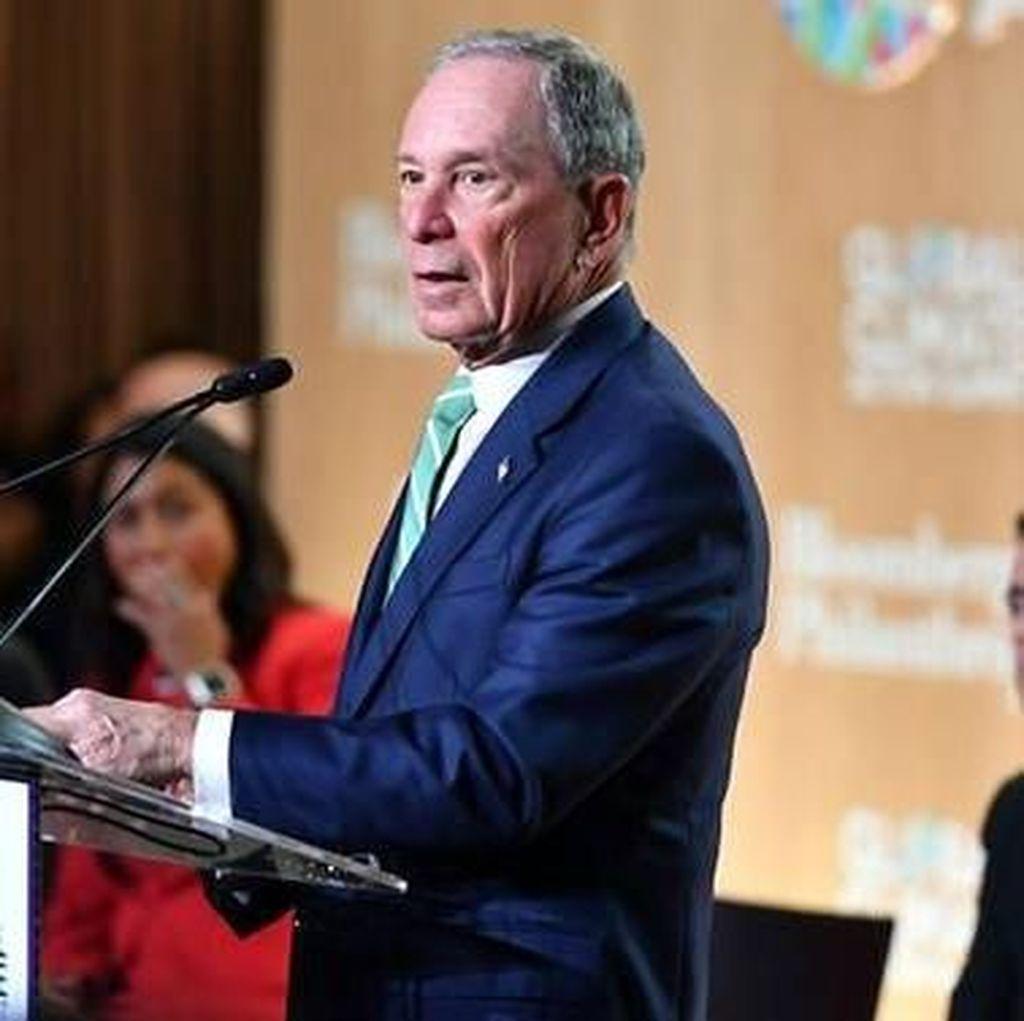 Cara Michael Bloomberg Kalahkan Donald Trump: Kampanye Pakai Meme