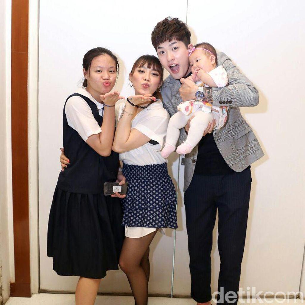 Dear Haters! Stop Usili Keluarga Lee Jeong Hoon
