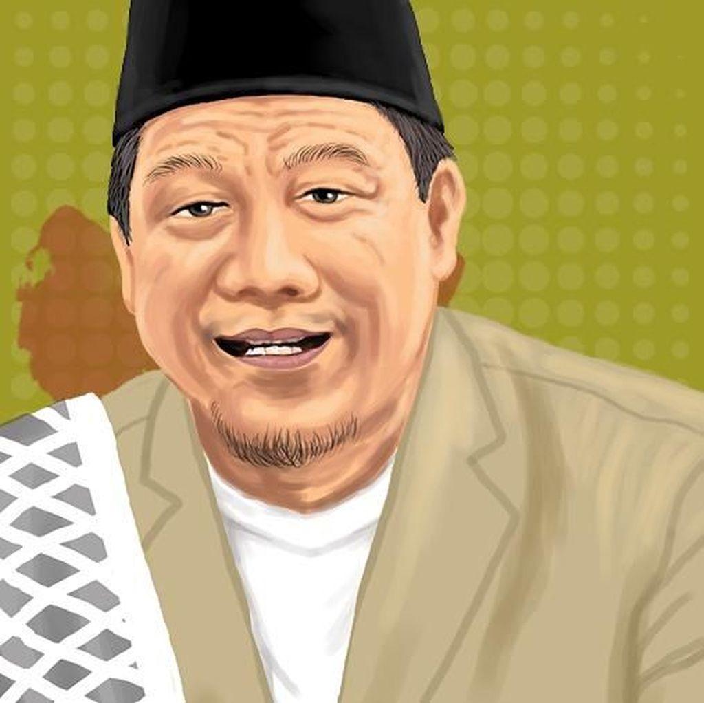 Tertarik Perilaku Nabi, Tapi Ceramah Yahya Waloni Kerap Kasar