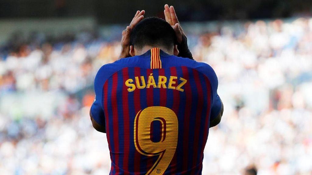 Mulai Tajam, Bisakah Suarez Perbaiki Rekor Golnya di Liga Champions?