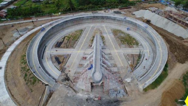 Butuh Rp 90 Miliar Bangun 'Markas Avengers' di Papua