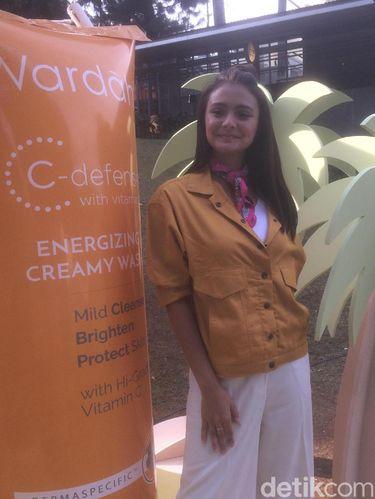 Amanda Rawles, brand ambassador terbaru Wardah.