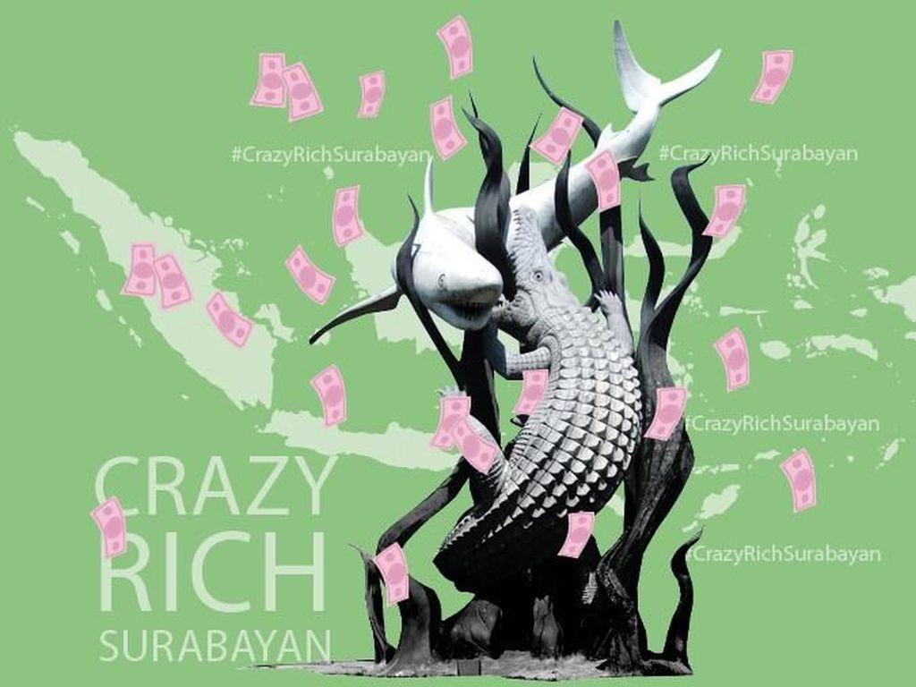 Serba-serbi Crazy Rich Surabayan
