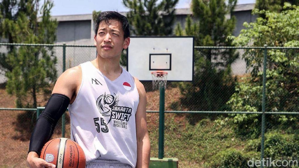 Biasa Tanding di AS, Donald Jaga Emosi Jelang Asian Para Games di Jakarta