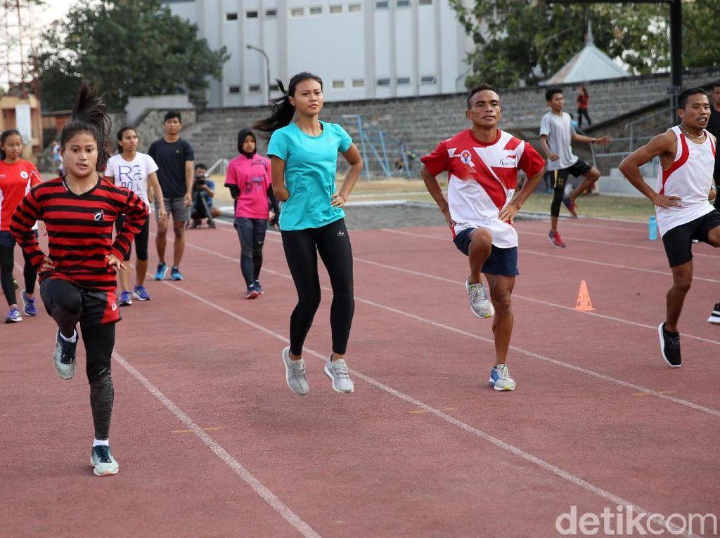 Para Atletik Fokus Penyempurnaan Teknik dan Jaga Mental