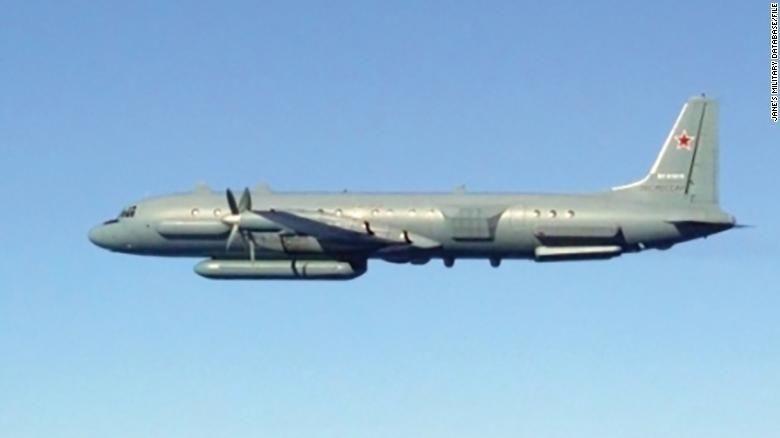 Duh! Rezim Suriah Tak Sengaja Tembak Jatuh Pesawat Militer Rusia