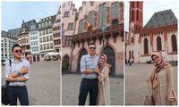 Dokter Gia Pratama dan istrinya, Syafira bertemu dengan cara yang unik