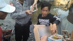 Sesosok Mayat Bayi Ditemukan di Bawah Jembatan Hebohkan Warga Jember
