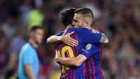 Chemistry Messi dan Alba Terbangun Secara Alami