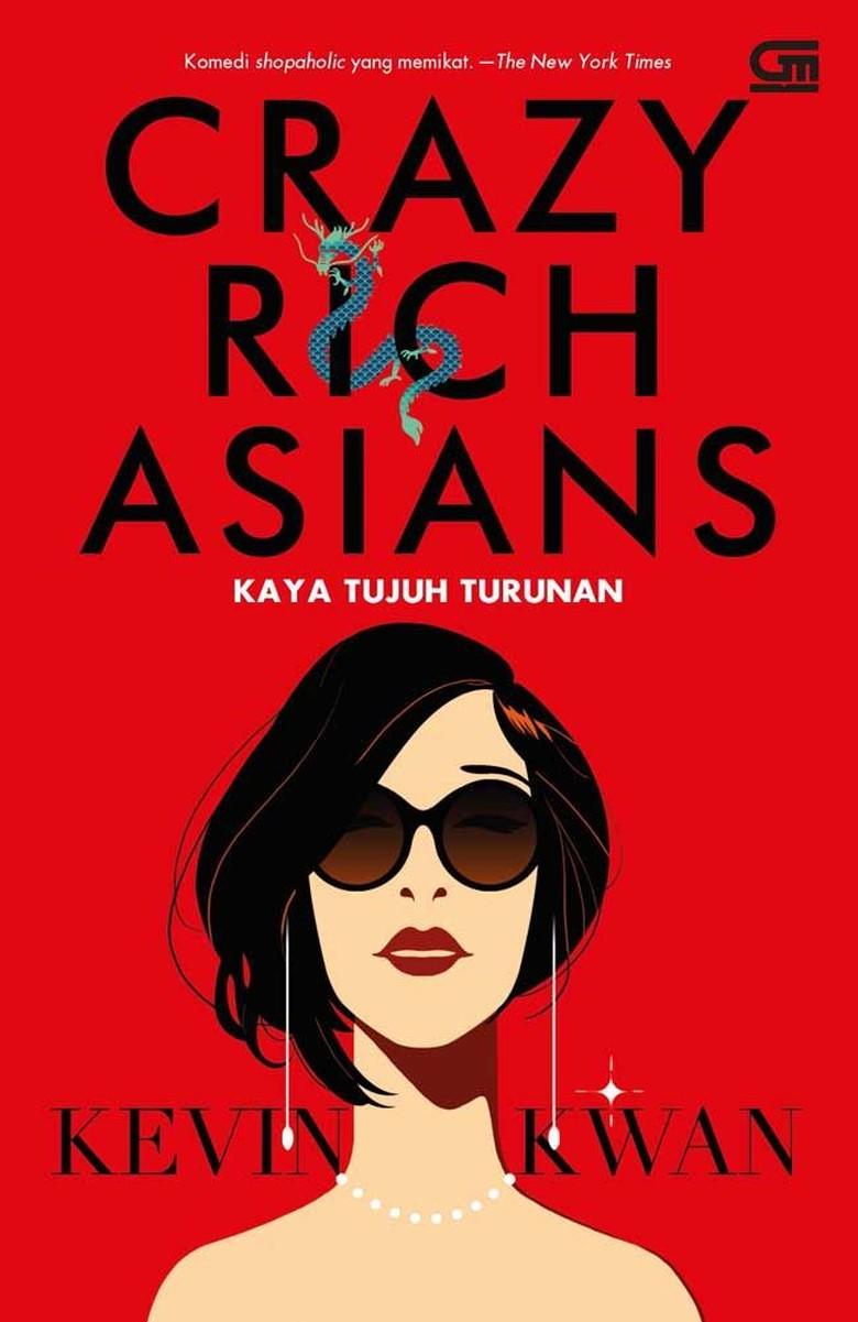 Demam Crazy Rich Asians, Novelnya Terjual 28 Ribu Kopi di Indonesia
