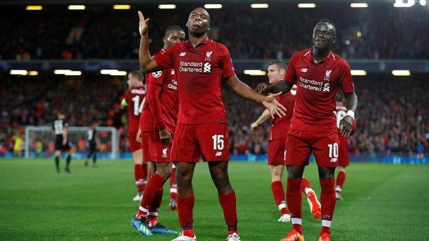 Liverpool butuh kemenangan untuk memastikan tiket babak 16 besar Liga Champions.