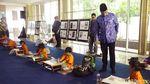 Melihat Perayaan Hari Anak Membaca di Taman Ismail Marzuki