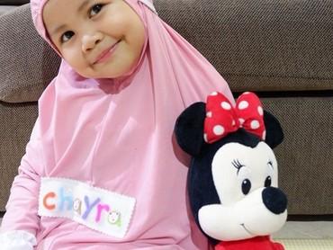 Manisnya Chayra, si penyuka warna pink. (Foto: Instagram @king.chayra)