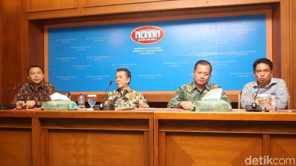 Kemenlu Indonesia Bebaskan 3 WNI Sandera Abu Sayyaf