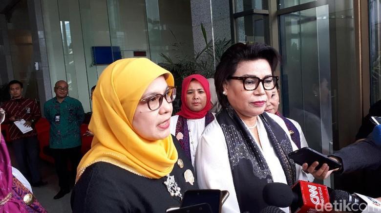 KPK Ajak Perempuan Cegah Korupsi di Kementerian