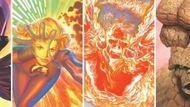 Sampul Eksklusif Komik Fantastic Four Dijual Rp 3,7 Juta
