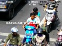 Video: Anak Bonceng 3 Ngibrit setelah Ditegur Via Pengeras Suara