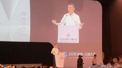 Jack Ma Bicara soal Masa Depan