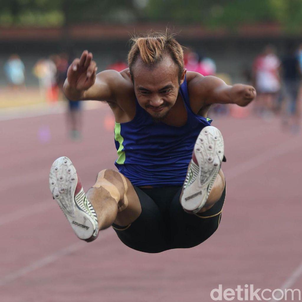 Para Atletik Pede Raih Tiga Emas di Asian Para Games