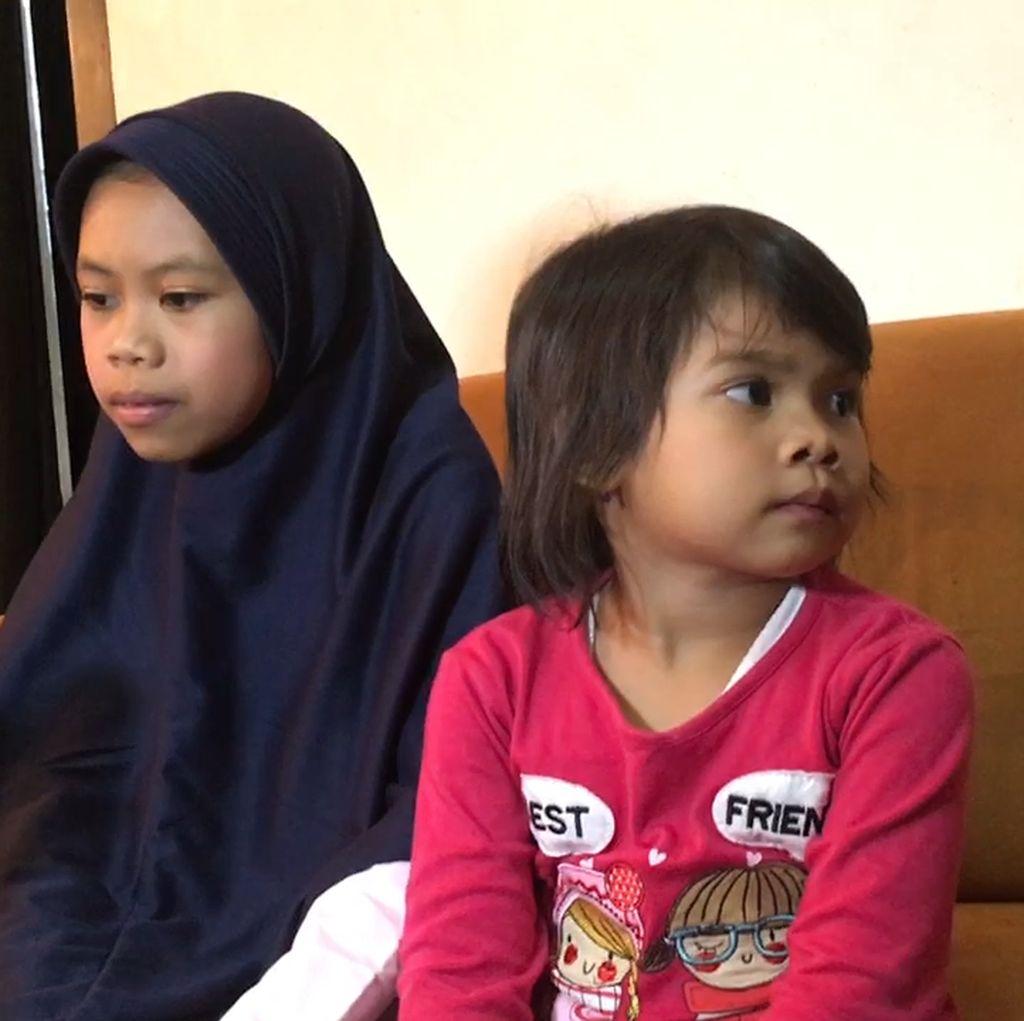 Ini Dua Bocah yang Jadi Trending karena Video Abdullah