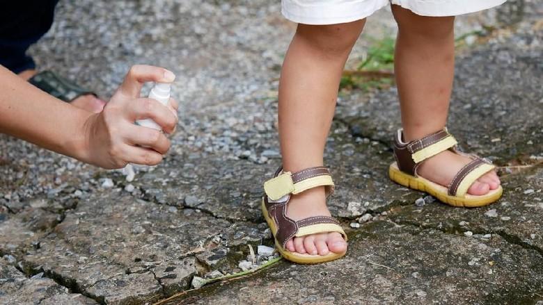 5 Alasan Anak Lebih Sering Digigit Nyamuk Ketimbang Orang Dewasa/ Foto: iStock