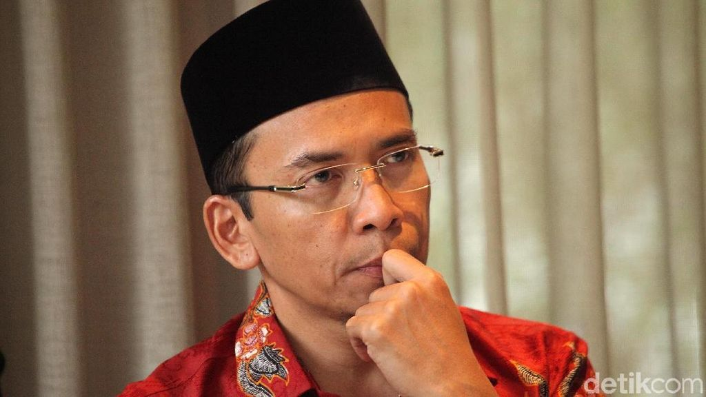 KPK Telaah Pertemuan TGB dengan Deputi Penindakan