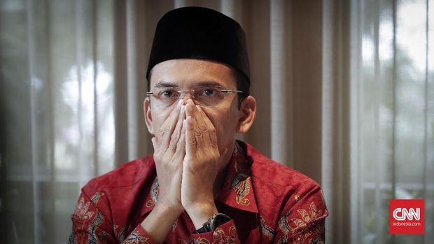 KPK Telaah Foto TGB dan Deputi Penindakan soal Kasus Newmont