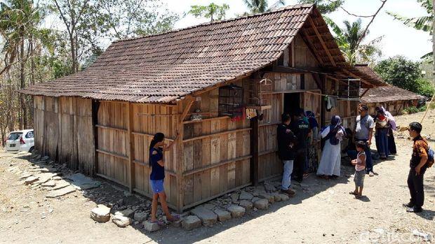 Rumah Sukinem di Boyolali.
