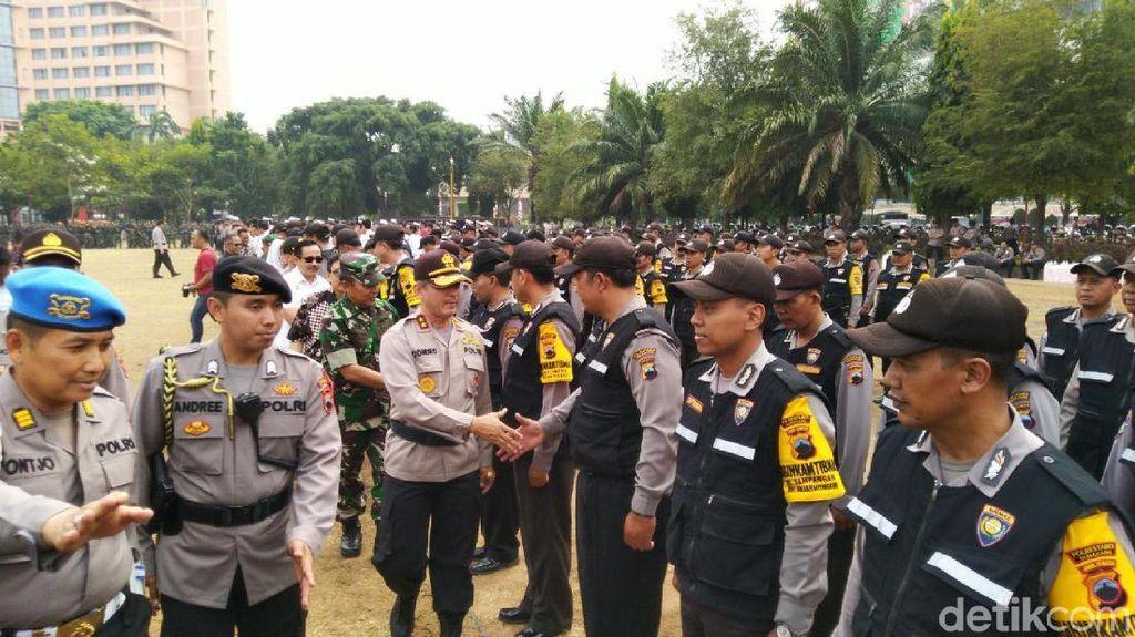 Kapolda Jateng Ingatkan Sanksi Bagi Anggota Yang Tidak Netral