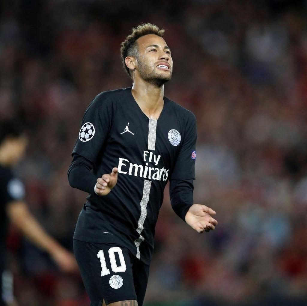 Video Neymar Dipermalukan Sadio Mane