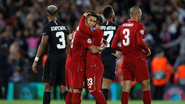 Liverpool untuk kali pertama sejak 1961/1962 mencatatkan kemenangan pada laga perdana Liga Champions. (