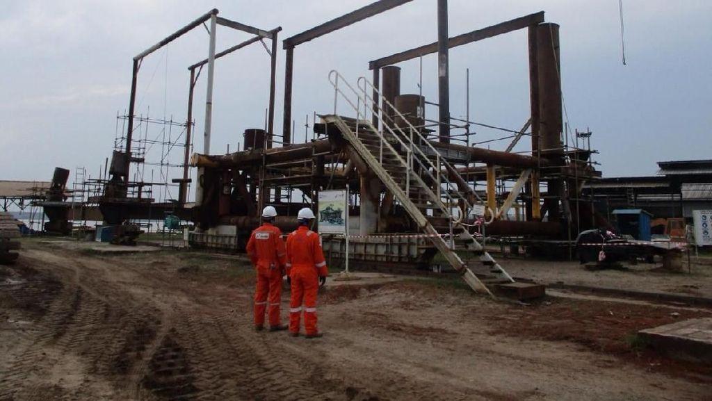 Pertamina Terjunkan Tim Khusus Tangani Dampak Gas Bocor di Blok ONWJ