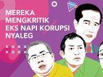 Kata Mereka soal Eks Napi Korupsi Jadi Calon Wakil Rakyat