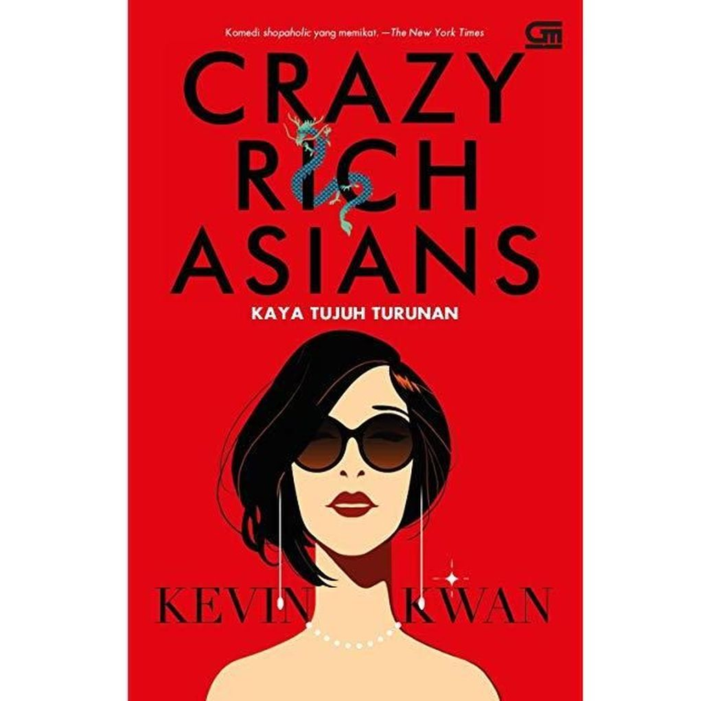 Terjual 28 Ribu Kopi, Ini Kehebatan Novel Crazy Rich Asians