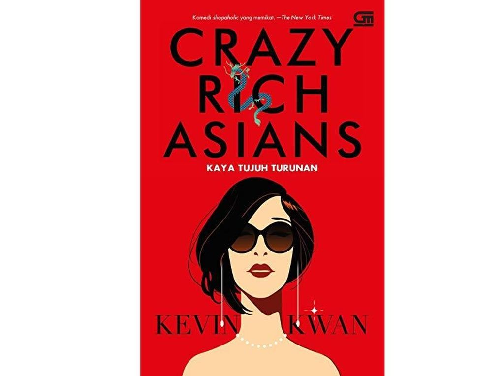 Eksis di Novel, 5 Karakter Crazy Rich Asians Ini Hilang di Film